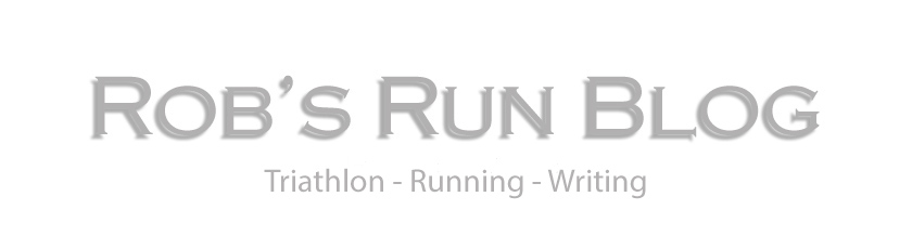 Rob's Run Blog