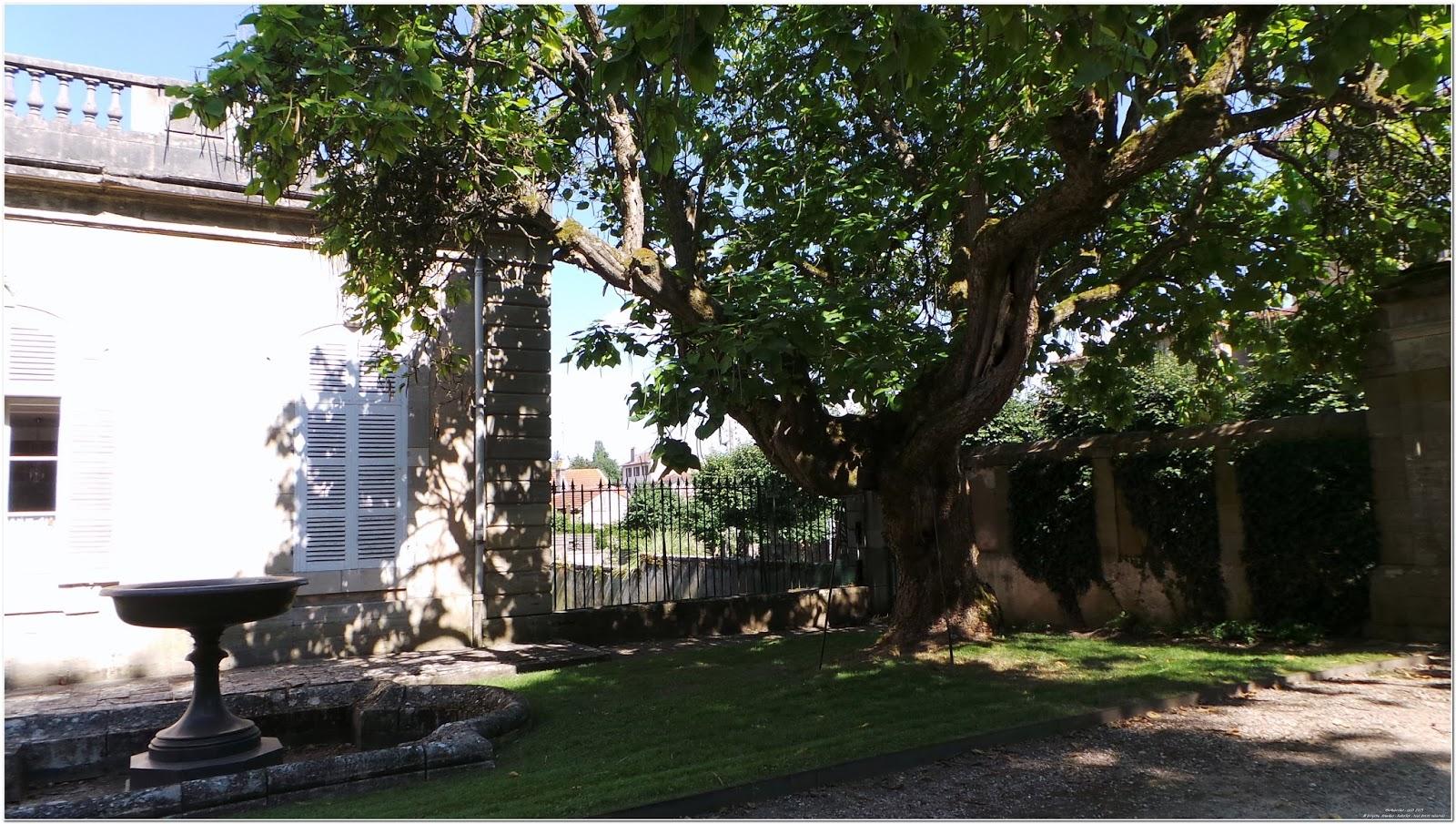 De moi vous gerbeviller jardin remarquable for Jardin remarquable 2015