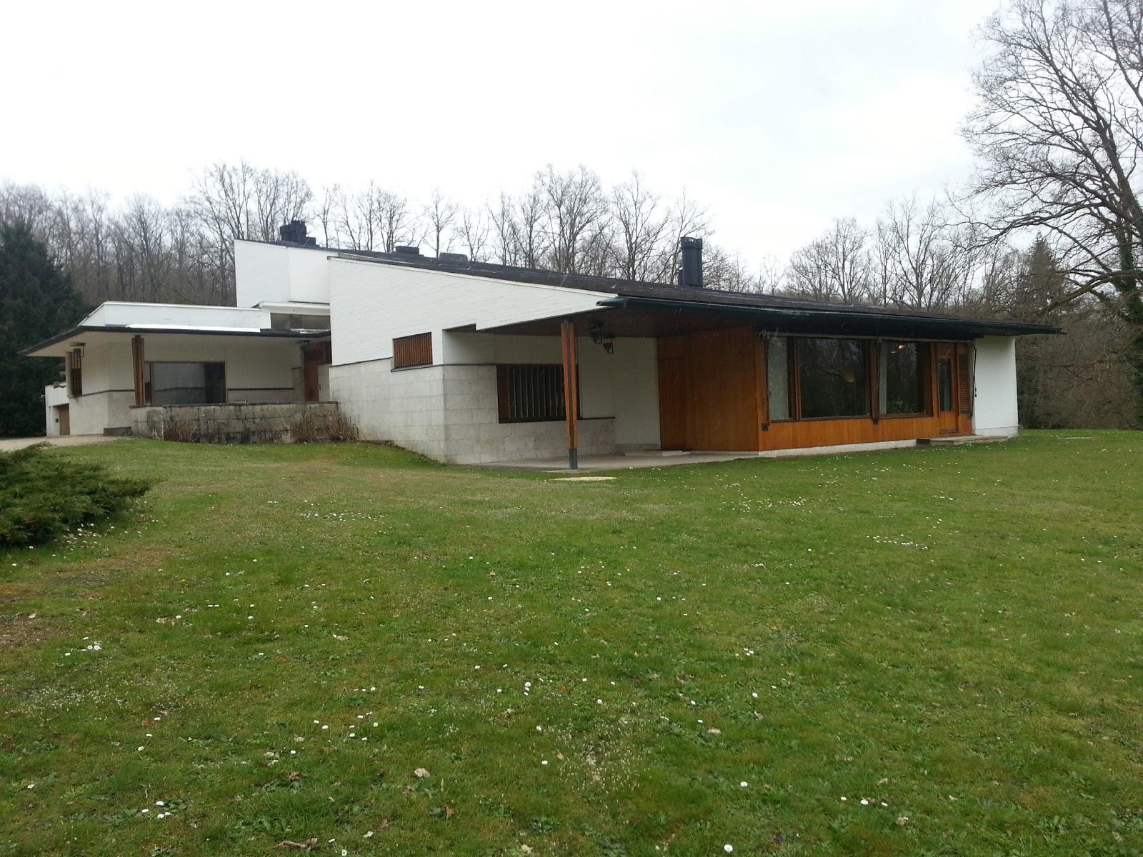 Alvar aalto 39 s maison louis carr 1956 ok for Alvar aalto maison