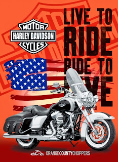 Selimut Rosanna Sutra Harley Davidson