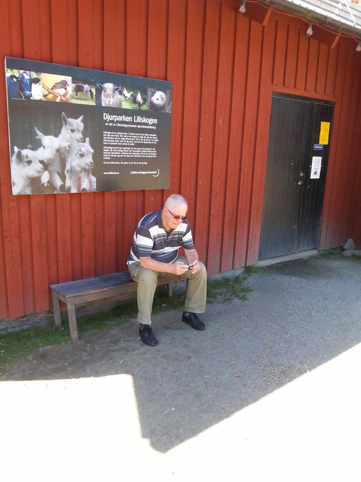 När livet tar time out!: juli 2014