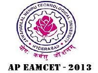 Download Eamcet 2013 Hall Tickets