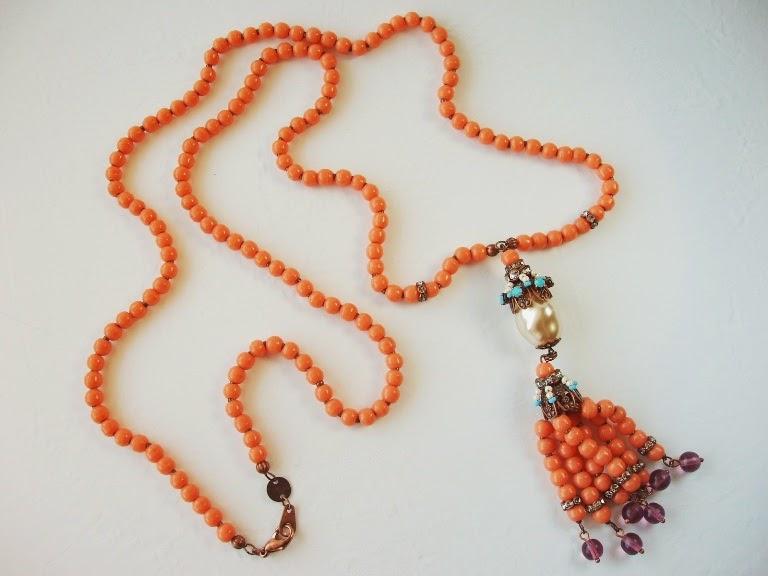 mdmButiik disain käsitöö ehted Perles anciennes de verre