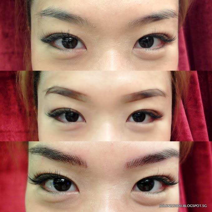 3d Nano Korean Eyebrow Embroidery With The Prestige Jolene Zhou