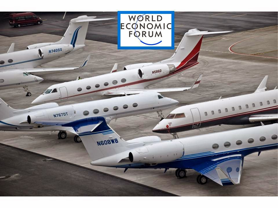 PEU Report Repurcussions Of Private Jet Set Avoiding Oil Patch