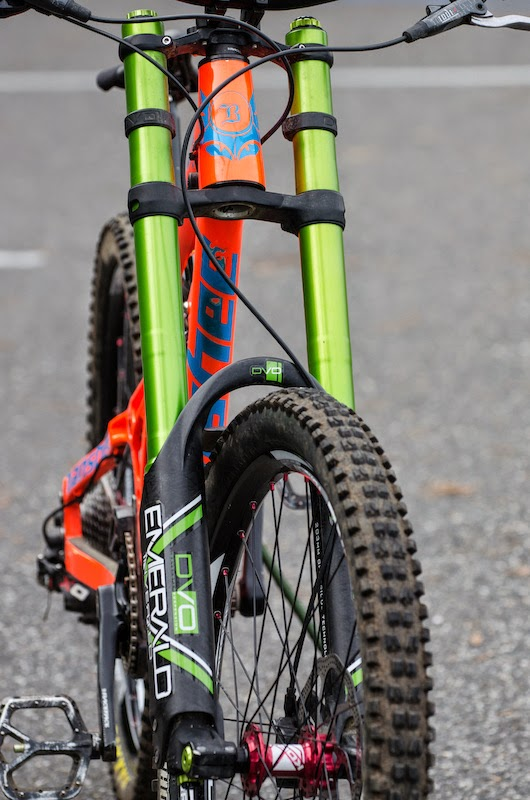 Bike News, New Product, New Technology, DVO, Suspension System, dvo inverted fork, dvo emerald inverted fork, dvo inverted downhill