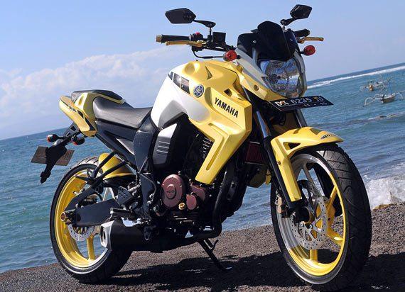 Foto Motor Yamaha Byson Terbaru