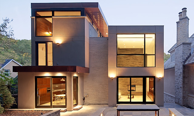 Dacre Residence, A Single Family Home - Inspiring Modern Home