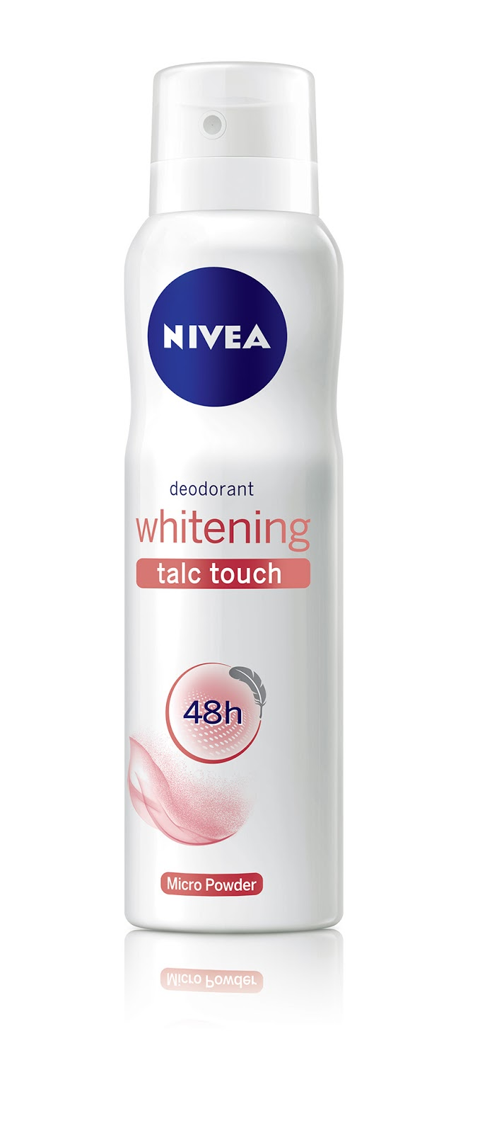 PR:Nivea Whitening Talc Touch Deodorant