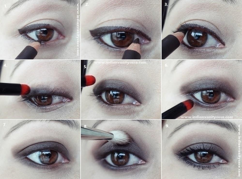 Indian Vanity Case: Makeup Tutorials