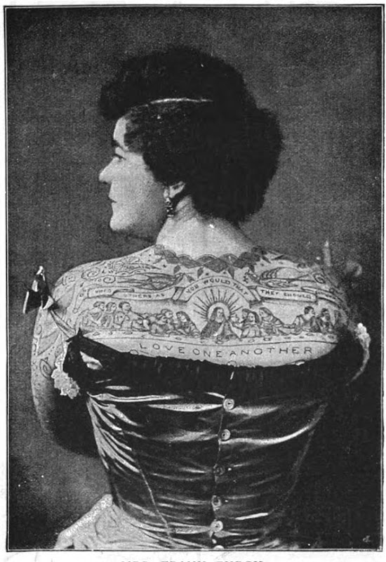 Funny and dry pictures and jokes 19th century tattoos for 19th century tattoos