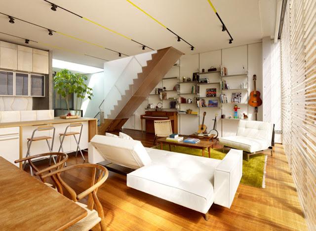 Moderne Architektur mit Polycarbonat als Fenster - wer wagt dieses Haus?