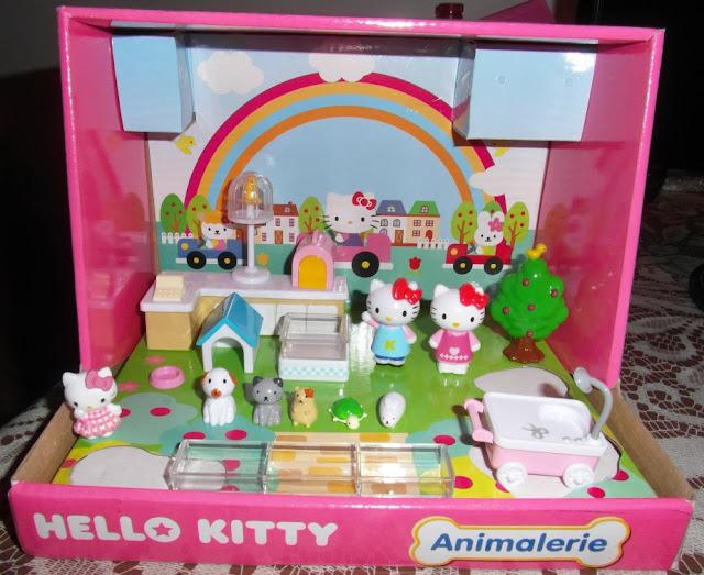 C 39 est trop bien la hello kitty animalerie 2 - La maison de hello kitty ...