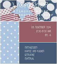 ★ Workshop - Alle Plätze Belegt!