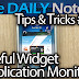 Samsung Galaxy Note 2 Tips & Tricks (Episode 18: Use Application Monitor To Save Battery Life)