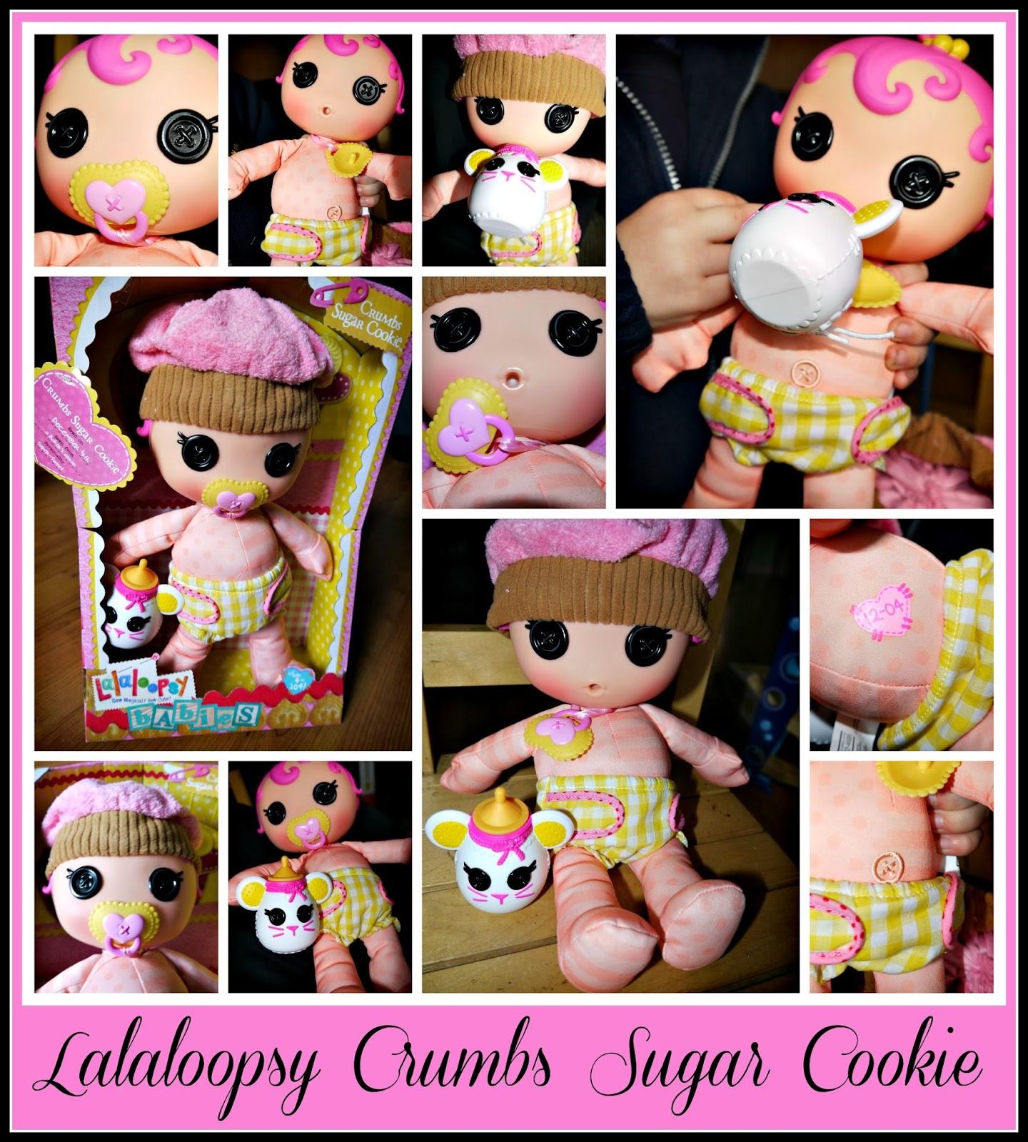 lalaloopsy, dolls
