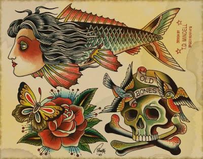 ZERO6 Artedesordem Artmess Tattoo Artist Theo