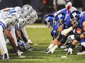 Giants vs Cowboys