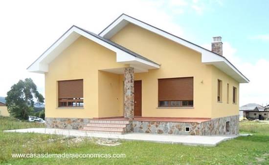 Arquitectura de casas casas econ micas y construcciones - Casa de materiales de construccion ...