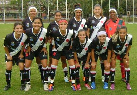 Neste final de semana aconteceu a seguda rodada do Campeonato Carioca de Futebol  Feminino Juvenil. No domingo dd42f6d3917fe