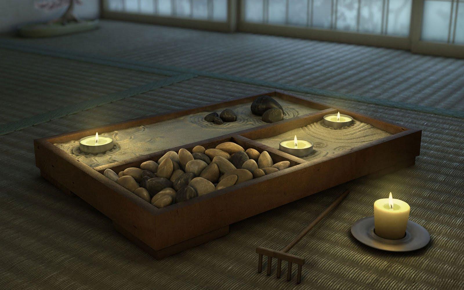 Unique Japanese Zen Garden Wallpaper Hd Background For Decorating