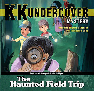 KK UNDERCOVER: The Haunted Field Trip