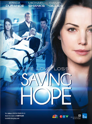 Saving Hope NBC Poster