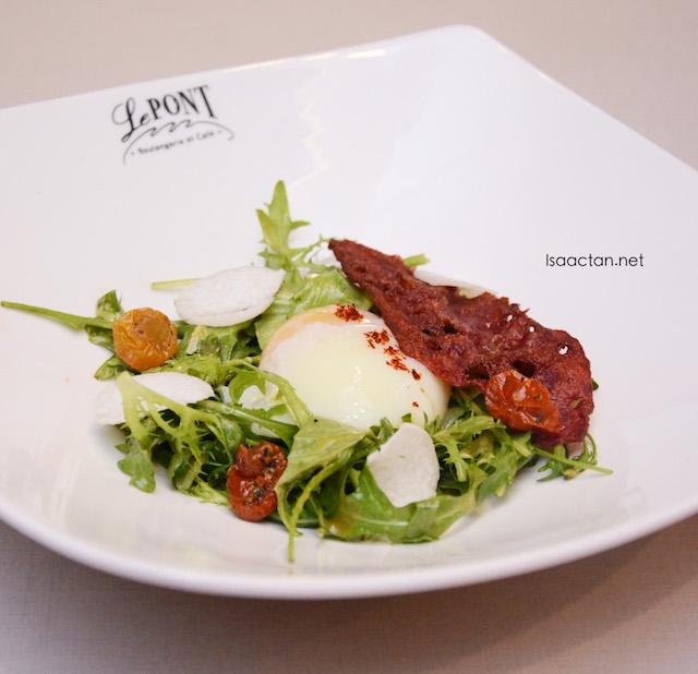 Frisee & Beef Bacon Salad - RM16.90