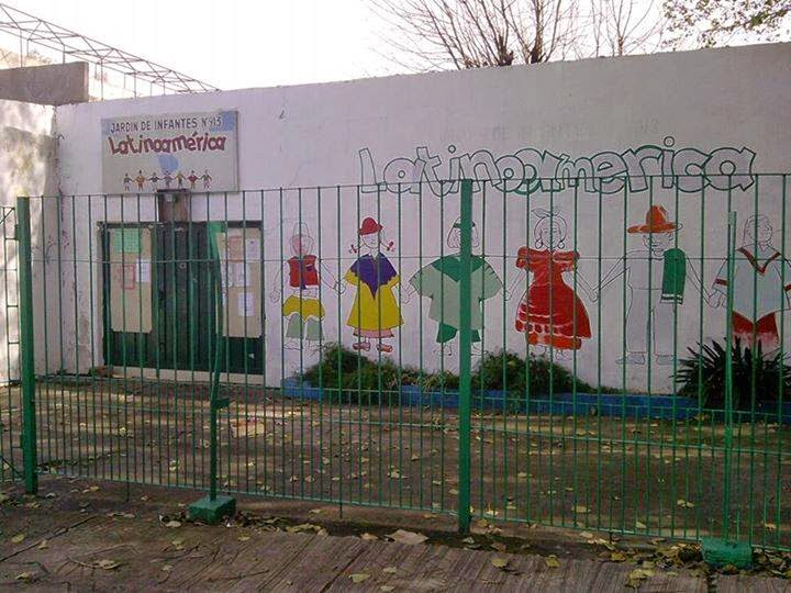 Fuerte apache noticias del barrio jardin de infantes for Azul naranja jardin de infantes