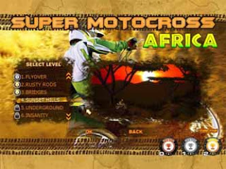 Super Motocross Africa 2011 PC Game Download