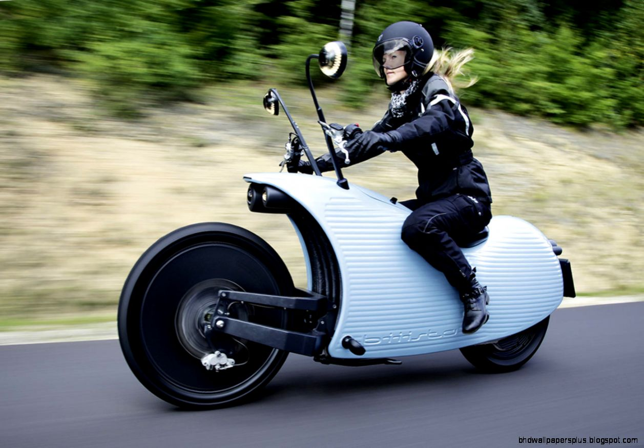 Johammer Electric Motorcycle   Silodrome