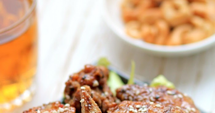 my bare cupboard: Tebasaki /Japanese fried chicken