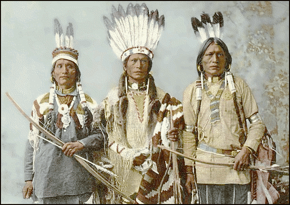 Cherokee Clothing - Missouri Native Americans