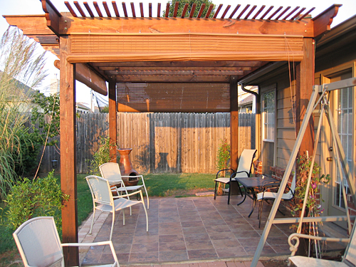 Pergola Designs Brilliant Ideas And on pagoda style house plans