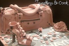 Mes gâteaux en pâte à sucre
