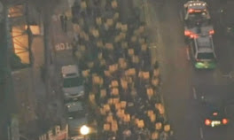 Protests across the US over Zimmerman acquittal verdict