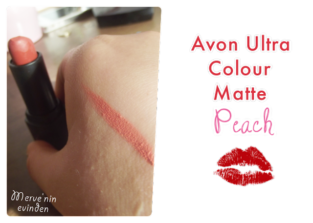 Avon Ultra Color Matte Peach