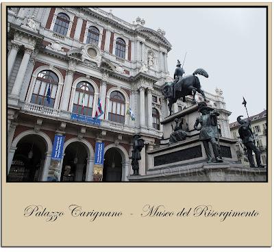 Palazzo Carignano Museo del Risorgimento - Torino