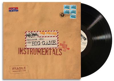"Lewis Parker - ""The Puzzle: Episode 1 The Big Game"" Instrumental LP"