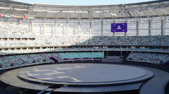Igrzyska Europejskie Baku 2015