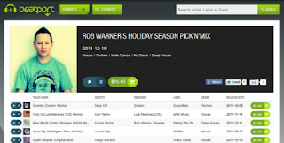 Rob Warner beatport