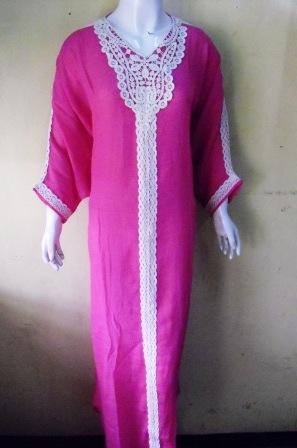 Trend Baju Gamis Terbaru 2013