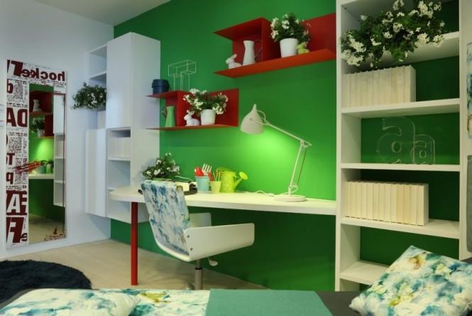 Diseu00f1os de Dormitorios para los Chicos de la Casa : Cocinas Modernass