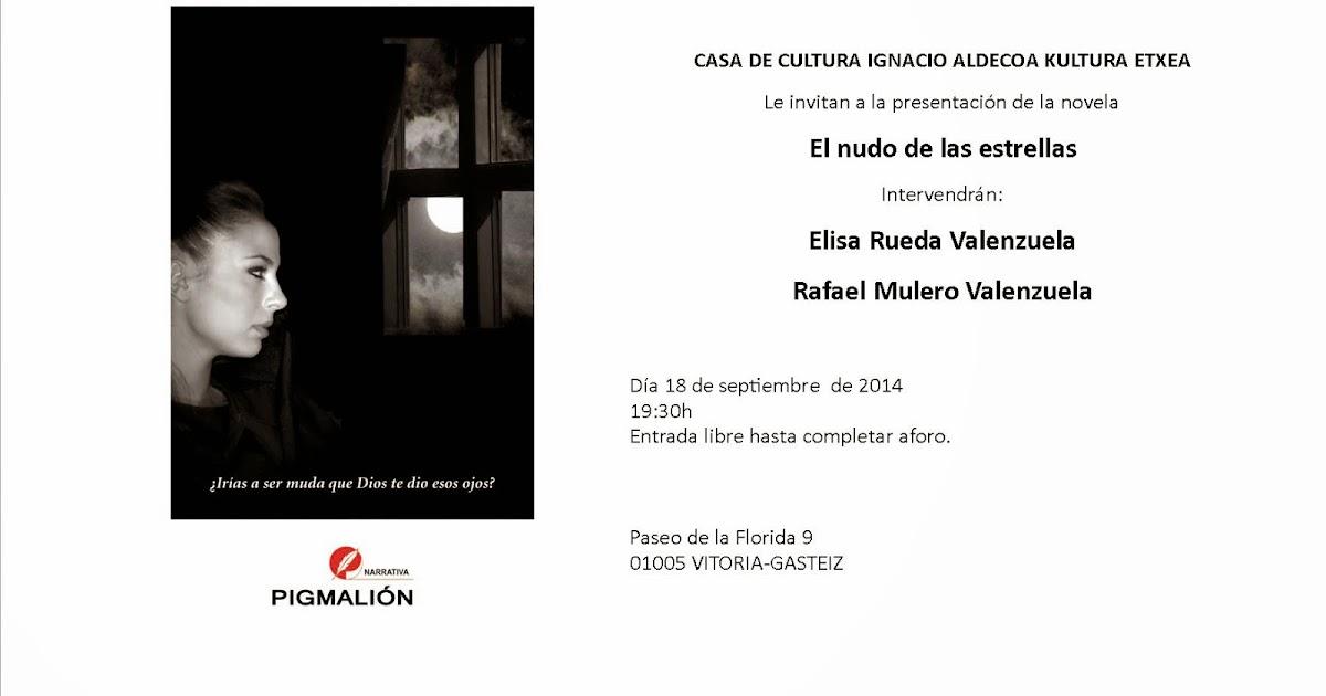 Rafael mulero valenzuela casa de cultura ignacio aldecoa kultura etxea vitoria - Casa de cultura ignacio aldecoa ...