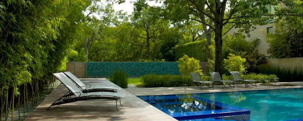 ide rumah dan furniture tips desain kolam renang minimalis