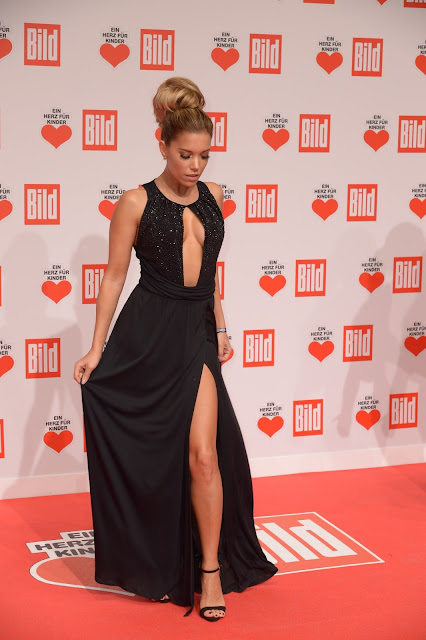 Model, Actress, TV Host @ Sylvie Meis - 'A Heart for Children Gala 2015' in Berlin
