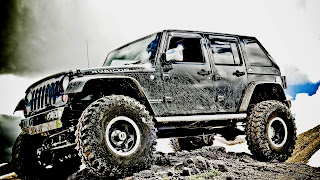 Off Road Wrangler Rubicon Jeep HD Wallpaper