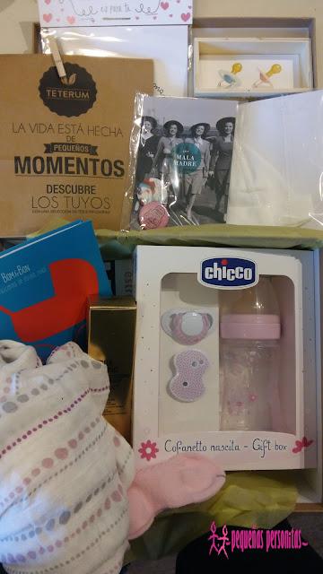 compras, maternidad, Nonabox, cajas, cajas de suscripción, cajas para bebe, regalos, Madresfera