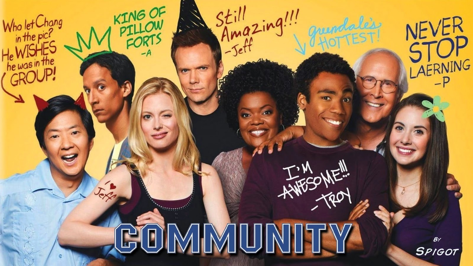 Tv Series - Community