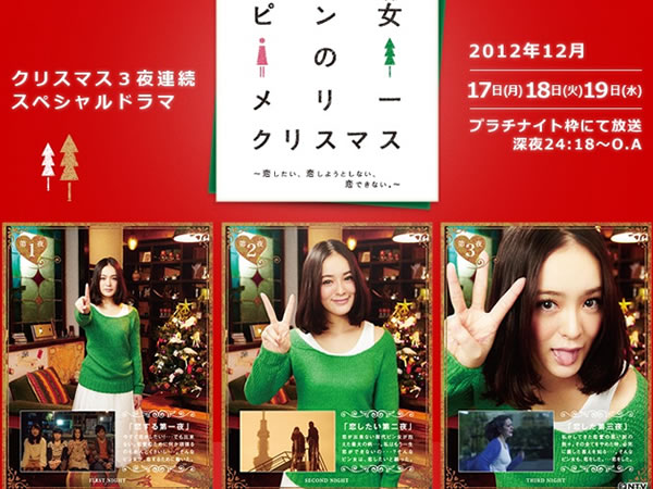 單身女的聖誕節(單身女的聖誕迷戀)(日劇) A Christmas Tale